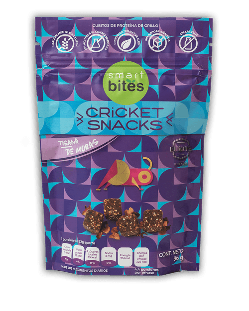 Smarbites Cricket Snacks