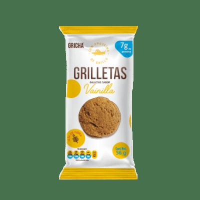 Grilletas Gricha