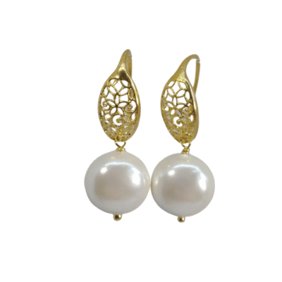 Earring Drop Pearl Code :GP801