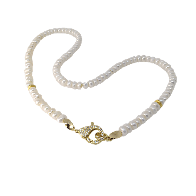 Pearl Necklace PNG/GP SS21