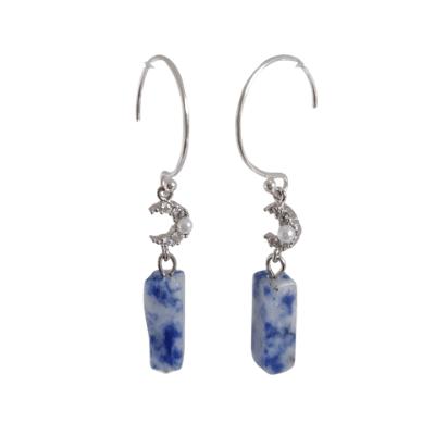 Cresent Moon Earrings Ref :SODE701