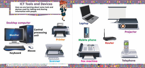 ICT Tools and Devices