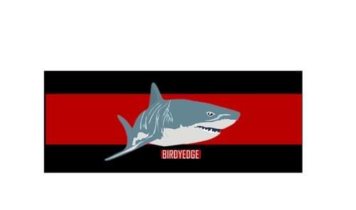 BIRDYEDGE大鯊魚 限定款