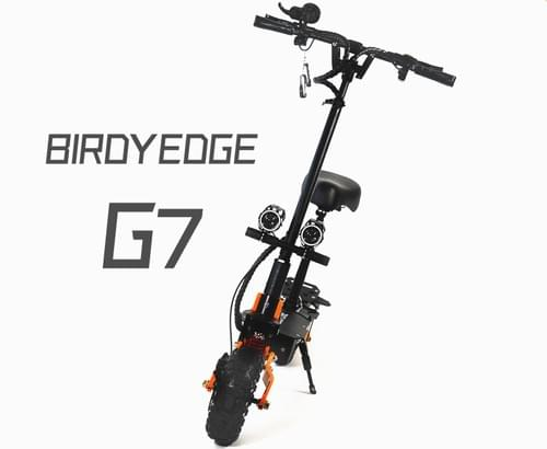 BIRDYEDGE G7 猛獸款