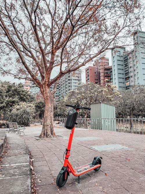 電動滑板車前包