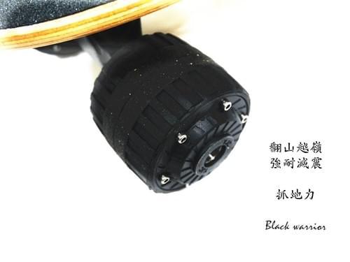 黑武士Black warrior