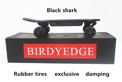 BIRDYEDGE 黑色鯊魚 翹翹板