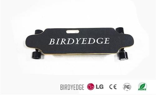 BIRDYEDGE 黑色PLUS公路