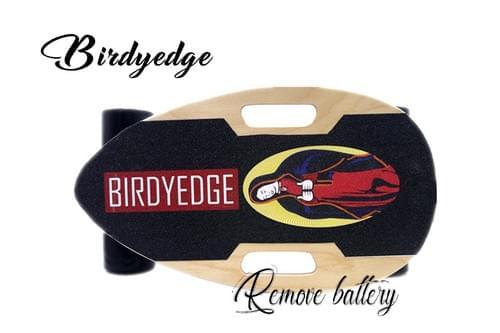 BIRDYEDGE SMALL  可拆卸 戰士原木色配色