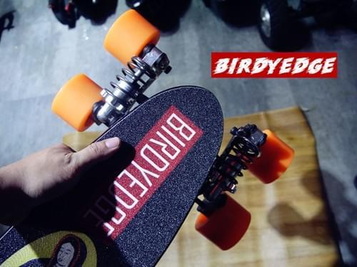 BIRDYEDGE 八輪支架 配件