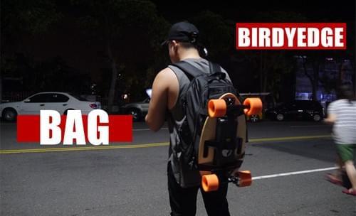 滑板後背包