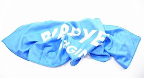 水藍色限定 沙灘健身毛巾
