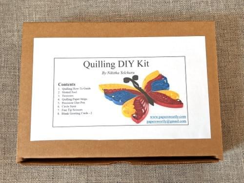 Basic Quilling Kit