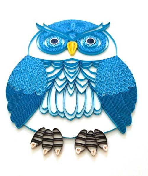 Kanakaakshi - Owl