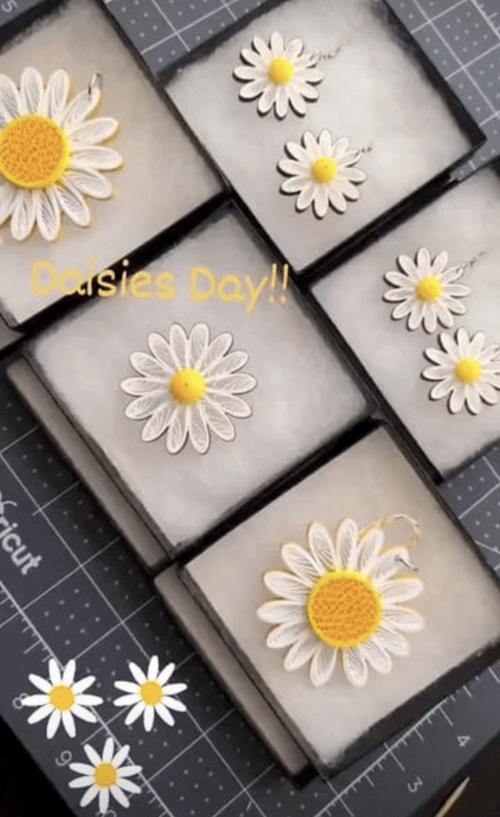 P.E.O Daisy Special Gifts