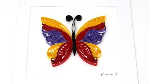 Sumukhi - Butterfly