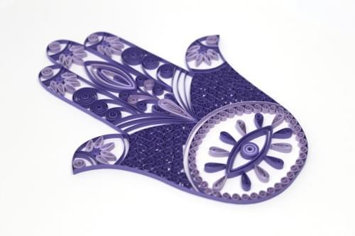 Hamsa - Hand of Protection
