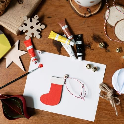 Make Your Own Christmas Decorations Kit