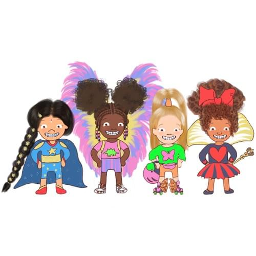 Carnival Parade Costume Drawing Class - Kids and Adults!   30th August - 5pm - 6pm