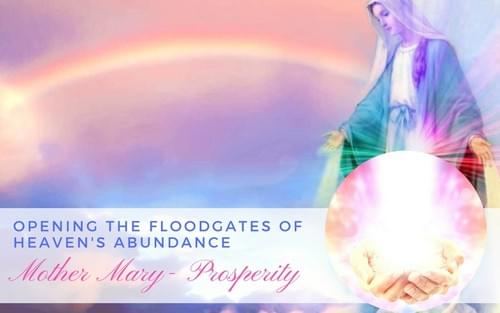 Mother Mary's 30 Prosperity Affirmations pdf