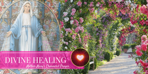 The Prayer for Healing of the Heart