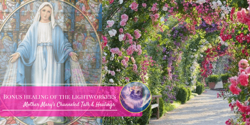 Healing for the Lightworkers Heart