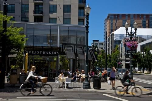 ポートランドのサステナブルな都市開発