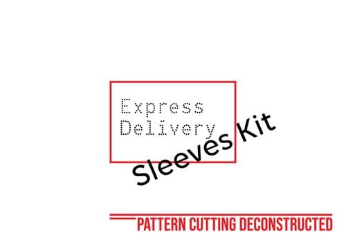 Cut & Spread™ SLEEVES Kit. DIGITAL