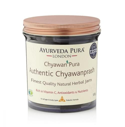 Chyawanprash - Ayurvedic Fruit & Herb Jam