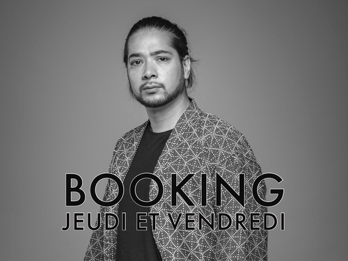DJ SET - Jeudi et Vendredi