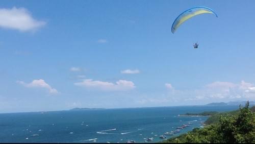 Silver Tandem Paragliding Flight - 20 minutes