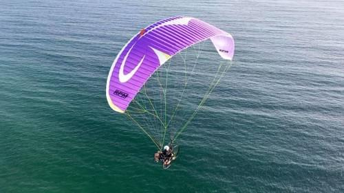 Flow RPM Full Reflex XC Paramotor Wing