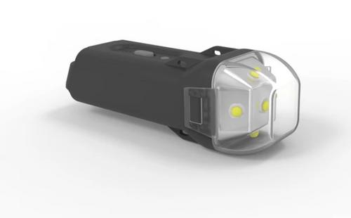 Paragliding - Paramotor Strobe Lights