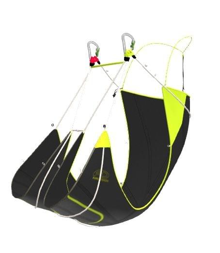 Air Design Le Slip Lightweight Harness