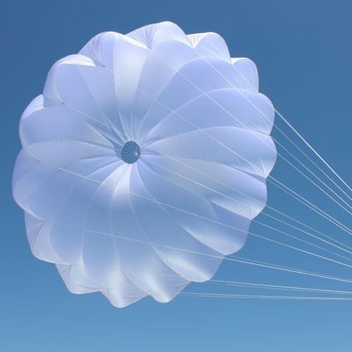 Flow Aura Reserve Parachute - EN Certified