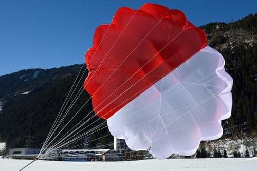 Air Design Donut Reserve Parachute