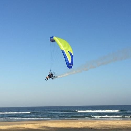 Flow Yoti 2 Miniwing for Paramotor or Free Flying