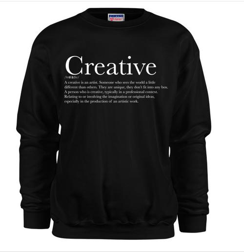 Creative Hoodie