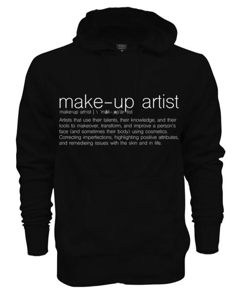 Definition Hoodie-MakeUp Artist