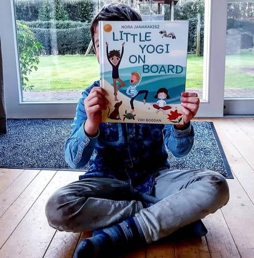 Little Yogi On Board (EN)