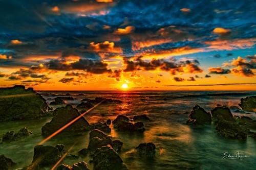 Oahu Morning Sunrise
