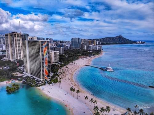 Waikiki & Diamond Head