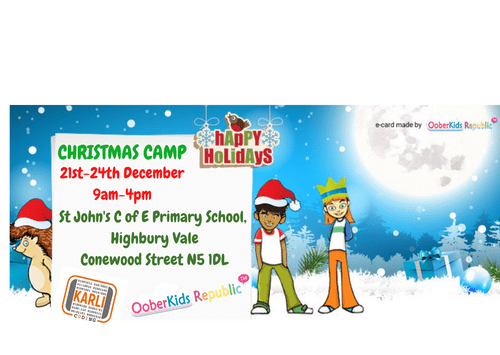 Christmas Camp 2020: Scroogenomics & Christmas Coding - Daily Pass  Wednesday 23rd  December