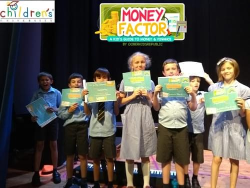 Money Factor - A Kid's Guide to Money & Finance  - Part 1 : The Beginning of Money (Online Course)