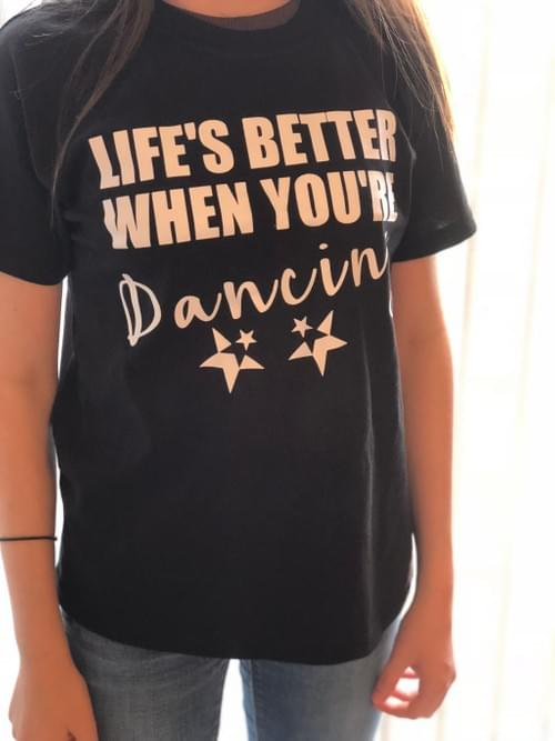 SALE- Dance T-shirt