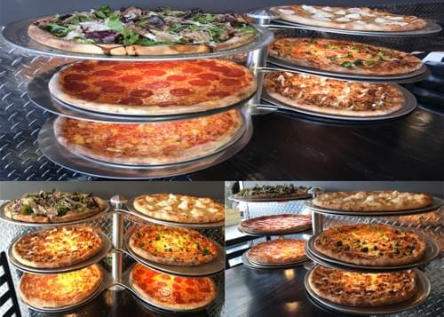 The Pizza  Pie  Tower