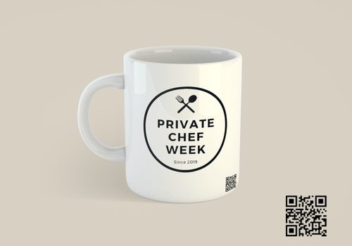 Private Chef Week Mug