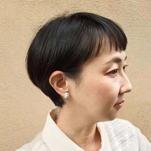 あわじ包み Awaji-tsutsumi ピアス Erarings