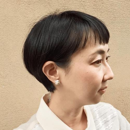 あわじ包み Awaji-tsutsumi ピアス Earrings