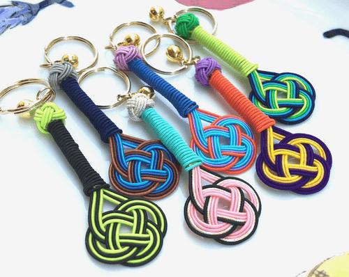 鍵お守り Key charm 6種 (1~6)